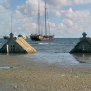 Aegir navegando