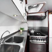 Vliegende Hollander keuken