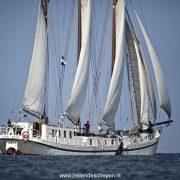 Elizabeth navegant