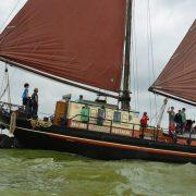 Jeppe navegando