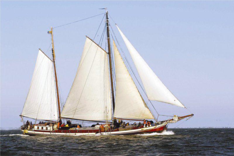 帆船旅行团体旅行