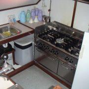 Mare Marieke nieuw Keuken