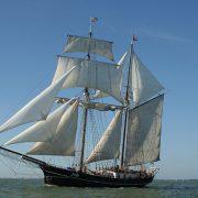 Sailing Jantje varend