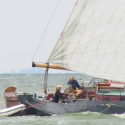 Salz segeln
