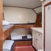 Cabina de sueño seguro