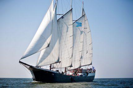 Vitorlás hajó Mare rajongó Fryslan