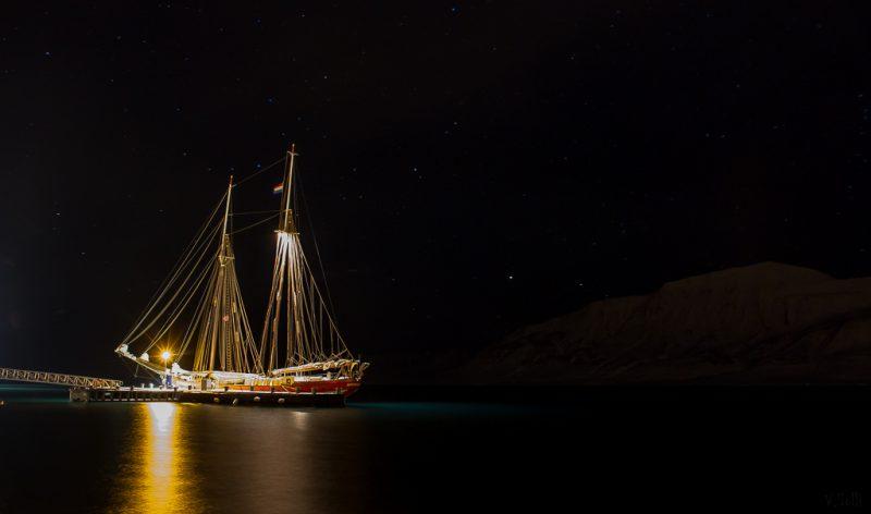 Schoener Noorderlicht cruise
