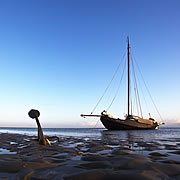 Sailing with sailing charters and sailing arrangements on the Wadden Sea