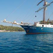 Fiets en zeilvakantie op de Atlantis in Denemarken