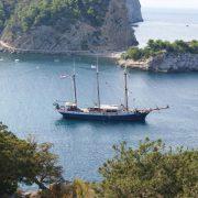zeilvakantie middellandse zee