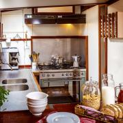 Keuken Lauwerszee zeilendeschepen (Medium)