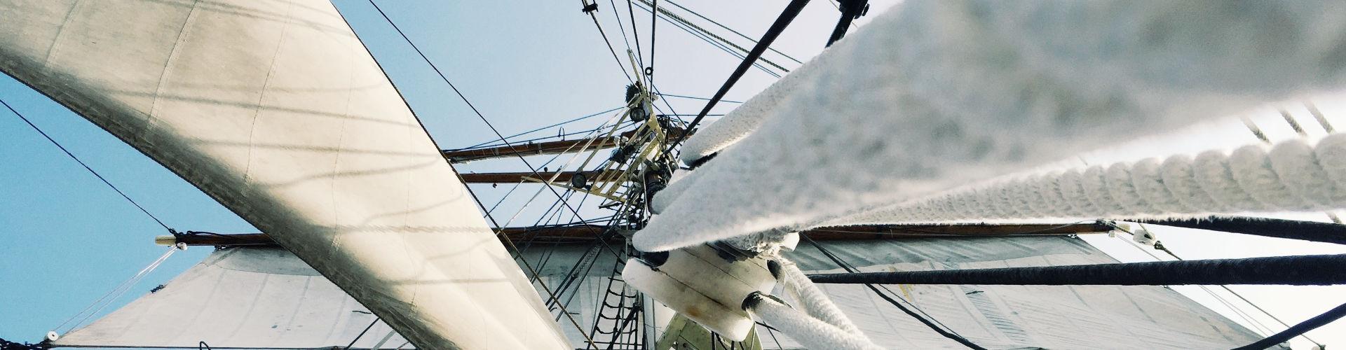 Mijlenmaker van Kiel naar Cascais
