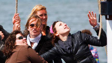 Segeln Wattenmeer Wochenende weg