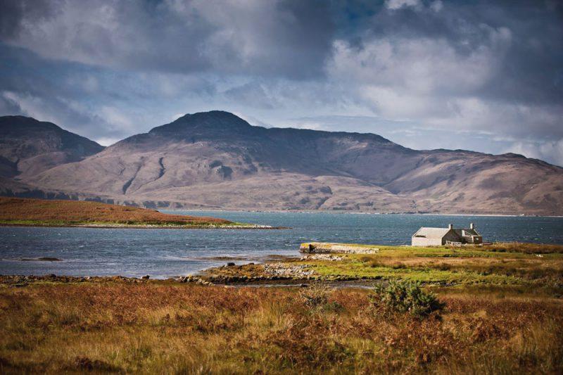 رحلات الإبحار في اسكتلندا