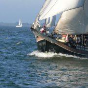 帆船假期瓦登群岛