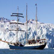 zeilreis Spitsbergen Antigua