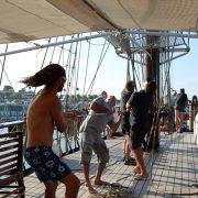 إبحار البحر الأبيض المتوسط عطلة