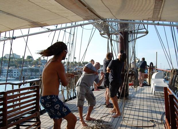 Μεσογειακές διακοπές ιστιοπλοΐας