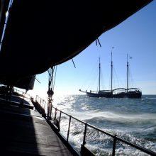 セーリング旅行ワッデン海セーリング