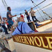 waterwolf zeilarrangement