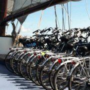 إبحار الدراجة عطلة