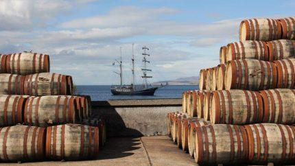 ويسكي رحلة الإبحار اسكتلندا