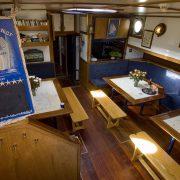 Salon za spavanje brodova Zephyr 106 (srednji)