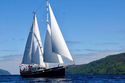viatges de navegació constant a Escòcia