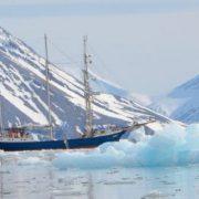 antigua spitsbergen ijs