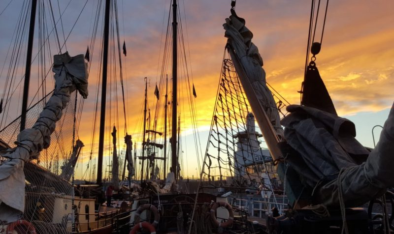 viaje en velero viaje fotográfico solo para viajeros