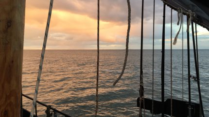 vitorlázás utazás wadlopen wadden tenger