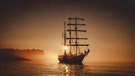 يسكي رحلة الإبحار اسكتلندا