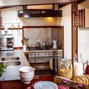 Keuken Lauwerszee zeilendeschepen