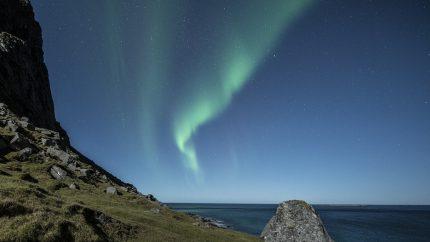 zeilvakantie noorwegen noorderlicht
