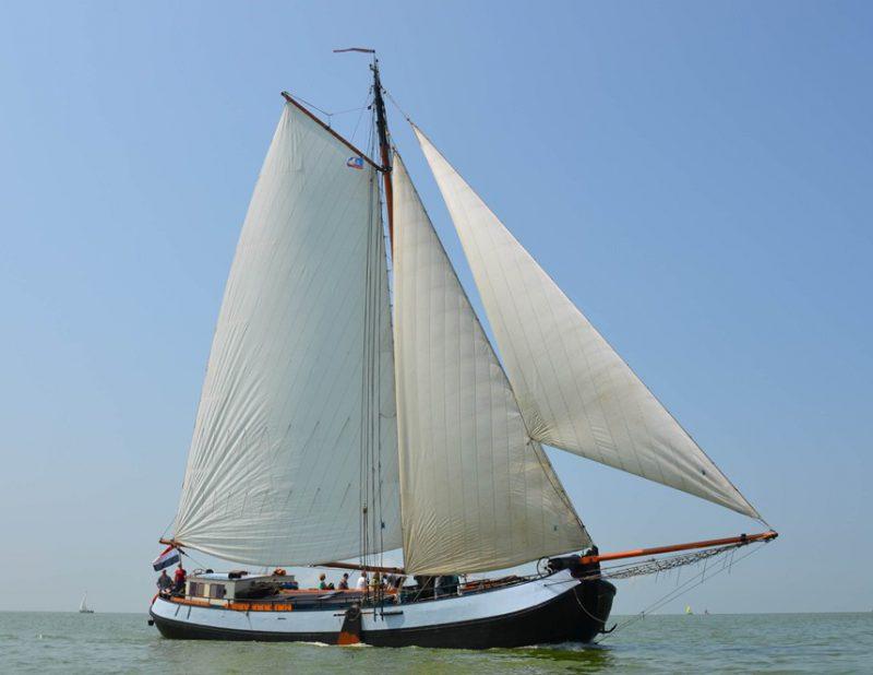 navegando ijsselmeer