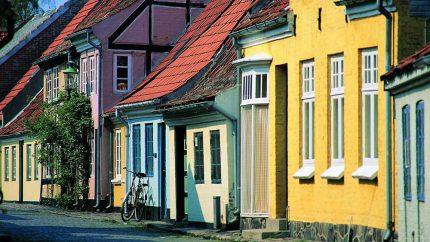 Segeltörn Dänemark