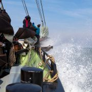 Vacaciones en velero Frisia viaje en velero