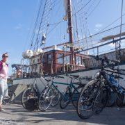 sail and bike fiets en zeil