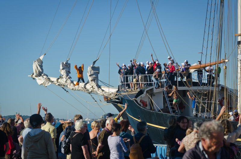 Tall Ships 2020 Jongeren Zeilreis Zeilendeschepen Nl