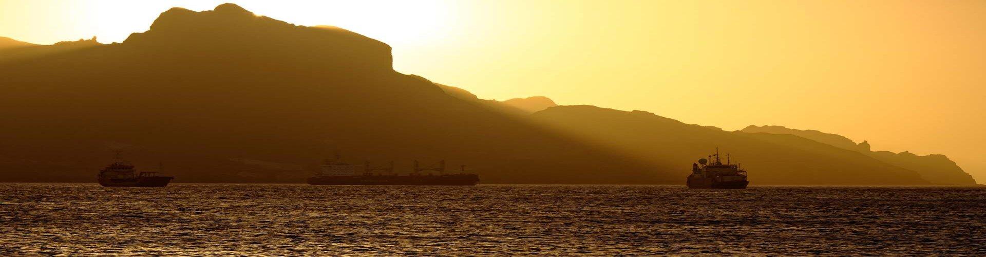 Podróż w obie strony na Wyspy Zielonego Przylądka